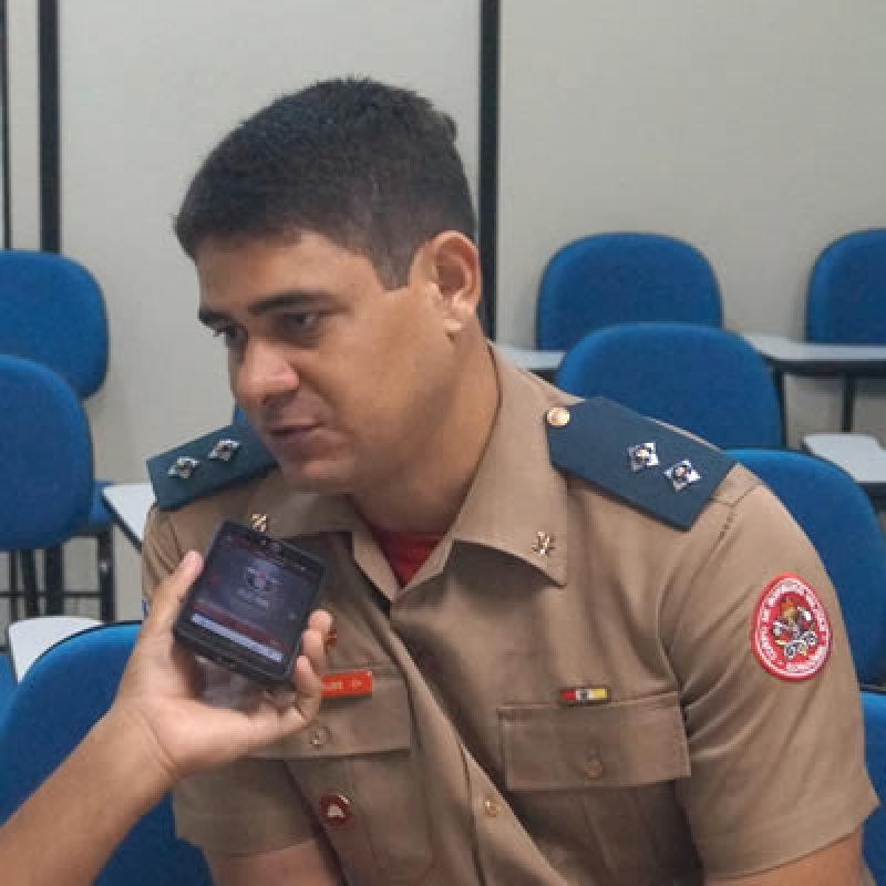 Convênio e projeto Bombeiro Mirim foram temas apresentados aos vereadores de Ouro Preto