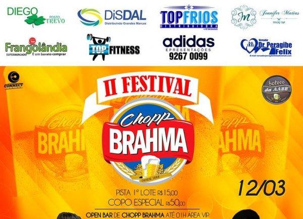II Festival Chopp Brahma