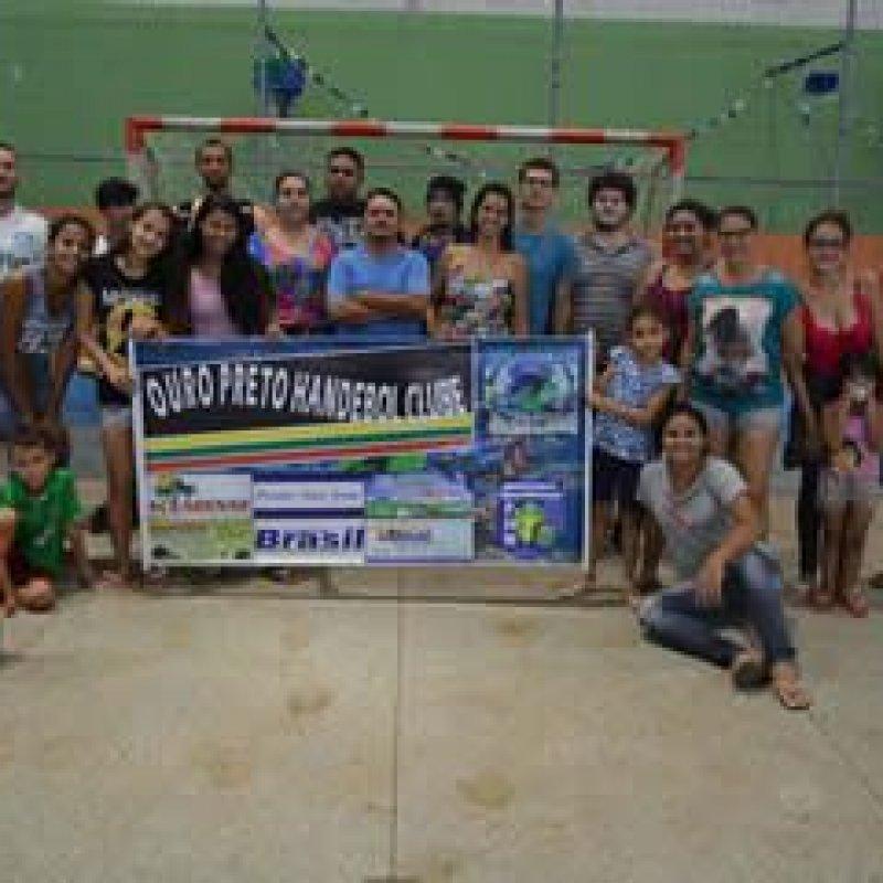 Ouro Preto: 2ª Copa da Amizade de Handebol é considerada um sucesso
