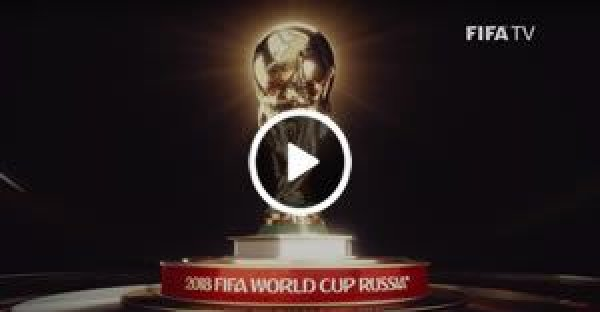 Veja a vinheta de abertura dos jogos da Copa do Mundo da Rússia