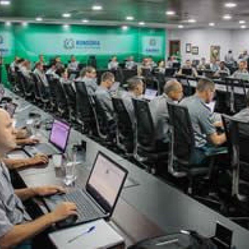 PM capacita futuros oficiais para atender Porto Velho e o interior de Rondônia