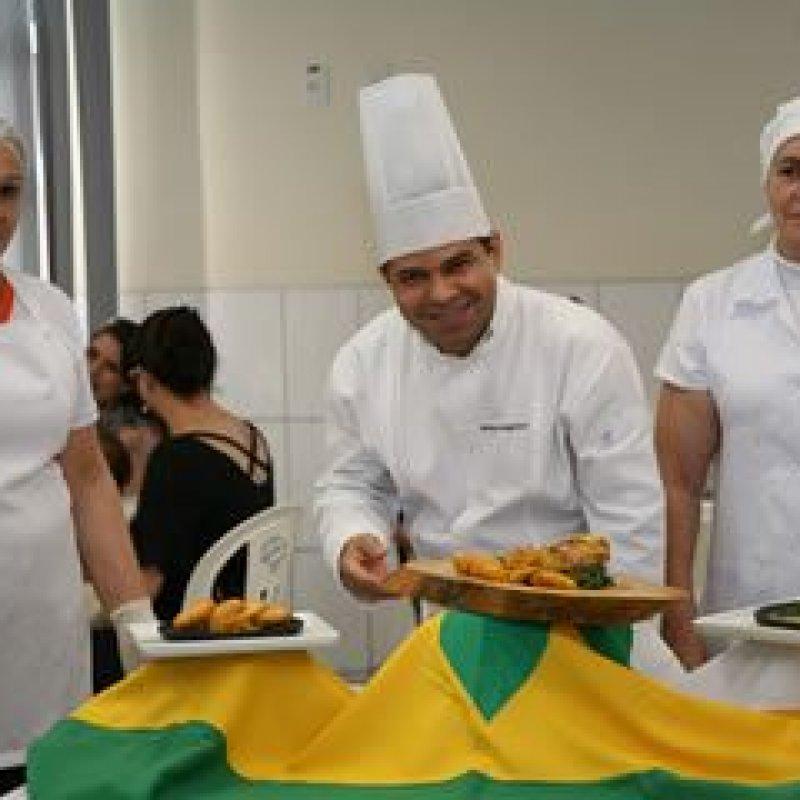 Pirarucu Rondon é apresentado em Mostra Gastronômica de Vilhena