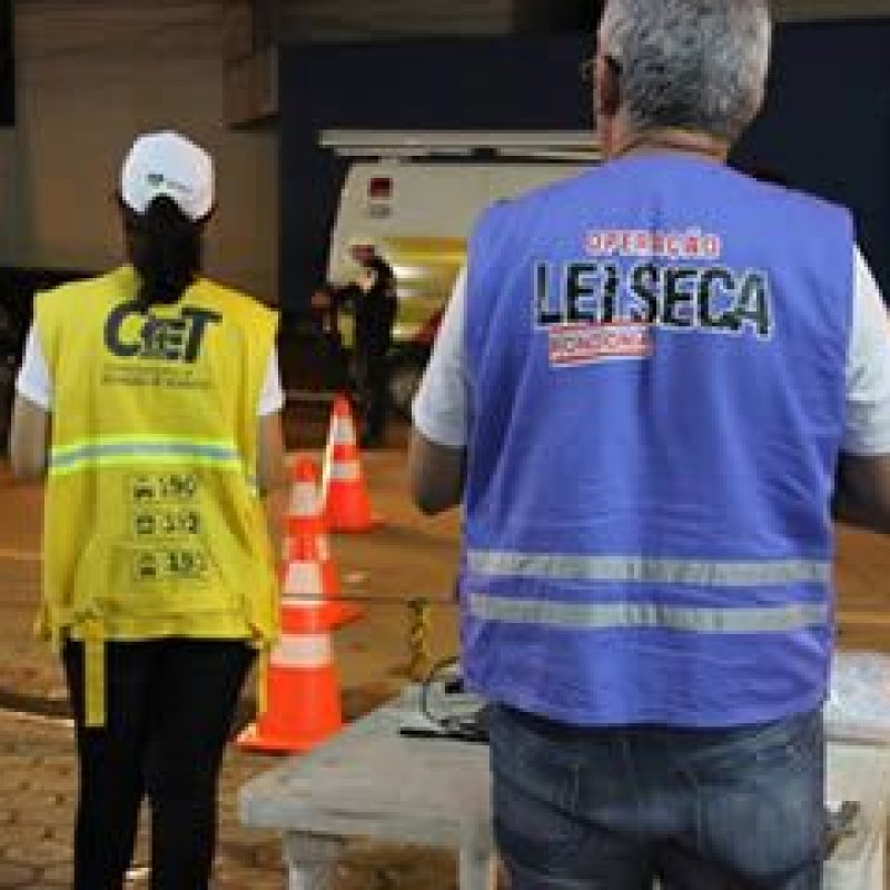 Populares criminalizam blitz da Lei Seca em Ouro Preto do Oeste