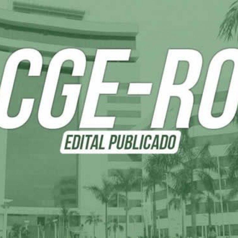 CGE divulga edital de concurso para 12 cargos efetivos; salários podem chegar a R$ 6 mil