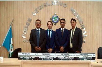 Ouro Preto: Mesa Diretora da Câmara toma posse na manhã desta terça-feira (1°)