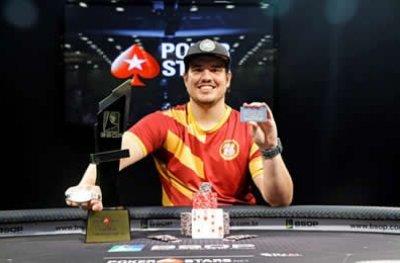 Rondoniense conquista título inédito do Campeonato Brasileiro de Pôquer
