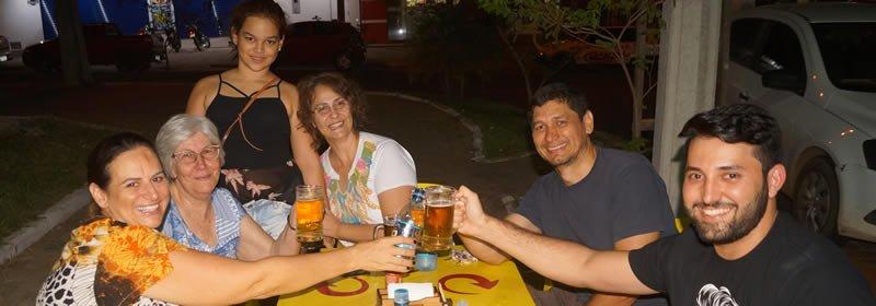 Inauguração da Choperia Country Beer