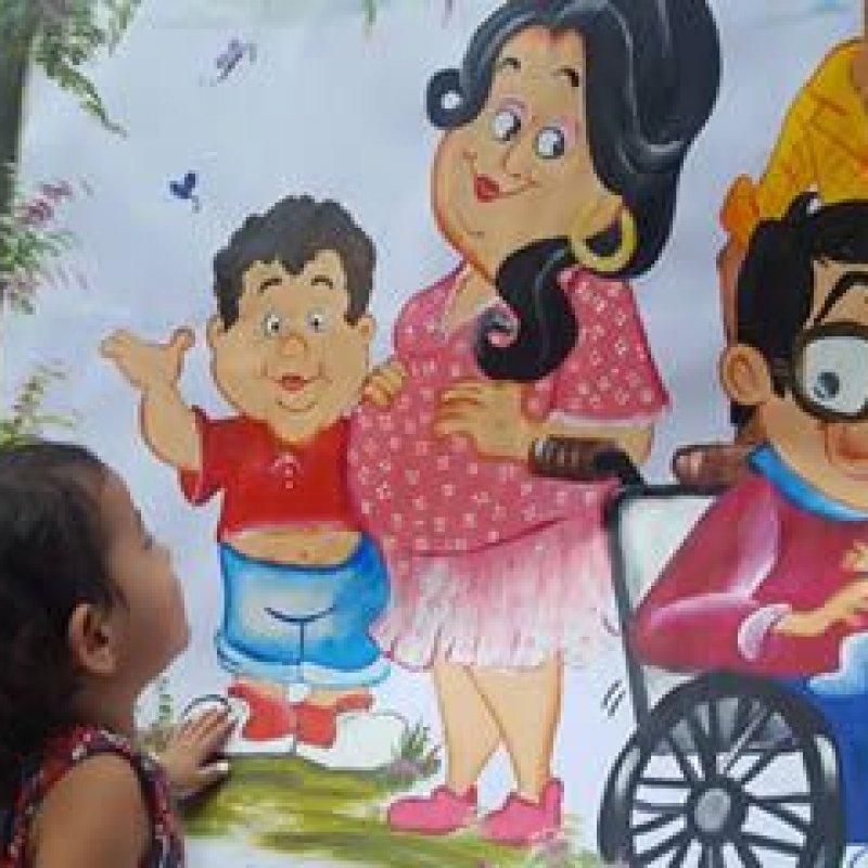 """""""Dia D da Família no CRAS"""" é realizado em Ouro Preto do Oeste"""