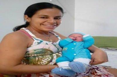 Primeiro bebê de Ouro Preto do Oeste em 2018 é um menino