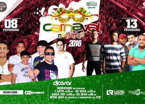 Carnaval no Buteco 2016