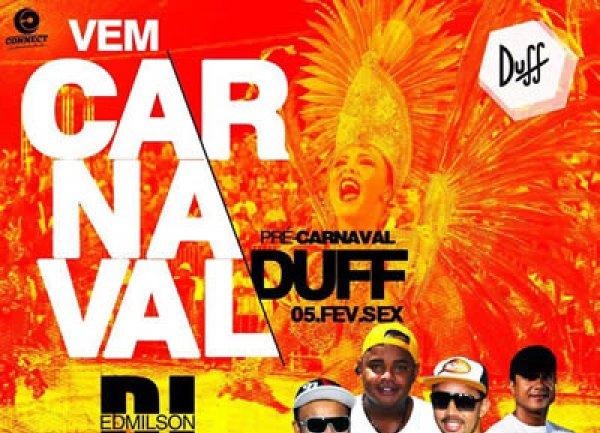 Pré Carnaval Duff