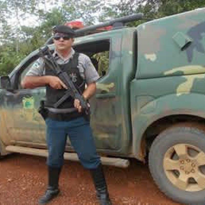 Policial Militar é assassinado em Jaru