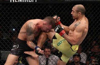 José Aldo e Marlon atropelam rivais e brilham no UFC Fortaleza