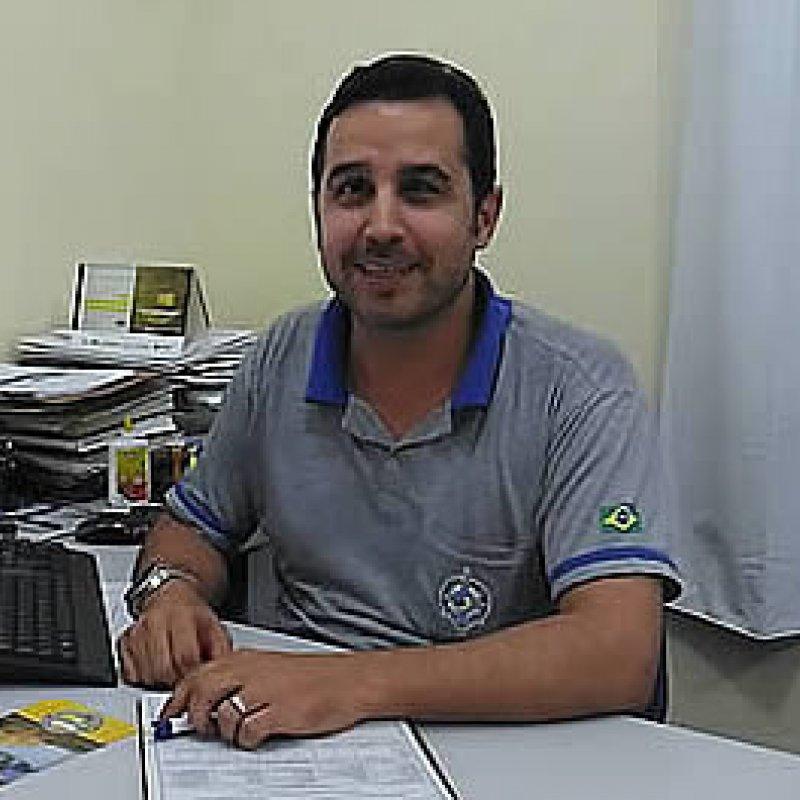 O veterinário Rogério falou sobre o monitoramento da peste suína