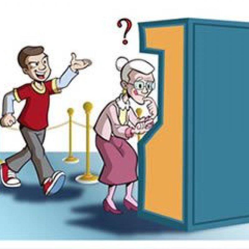Idosa tem prejuízo de R$ 950,00 ao ser auxiliada por estelionatário em caixa eletrônico
