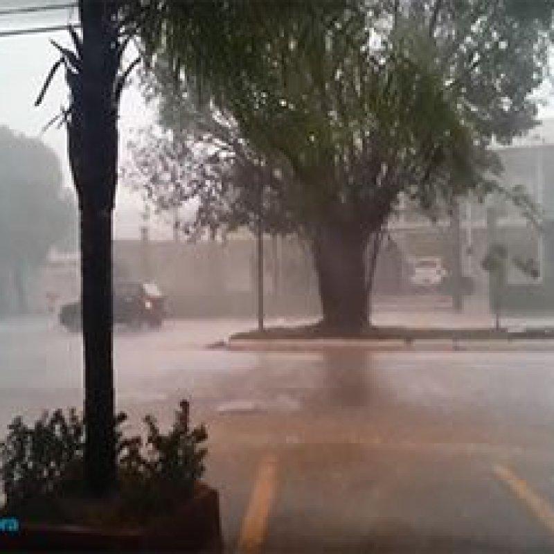 Sipam prevê mais chuva nesta terça-feira em Rondônia