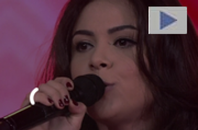 Fernanda Silva, de Ji-Paraná, se destaca no The Voice Brasil