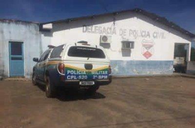 5d37a8978777b ... Ouro Preto do Oeste · Homem tem residência furtada enquanto passeava em  Mirante da Serra