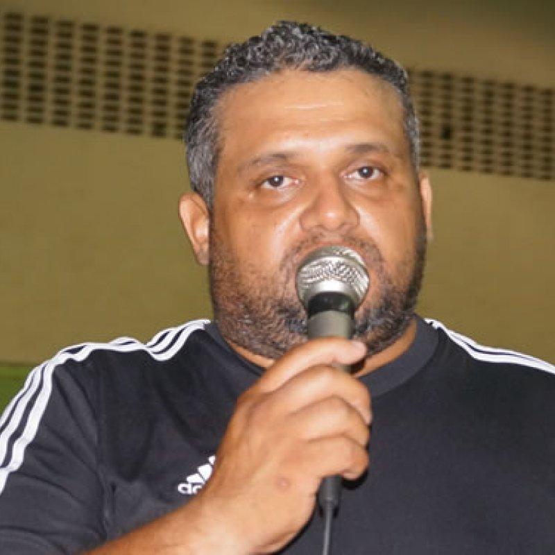 Marcelo Andrade fala sobre o 1° Desafio do Bem Esportivo