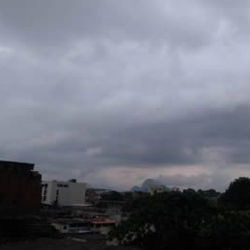 Tempo começa a mudar em Rondônia e forte frente fria já é prevista para segunda quinzena de maio