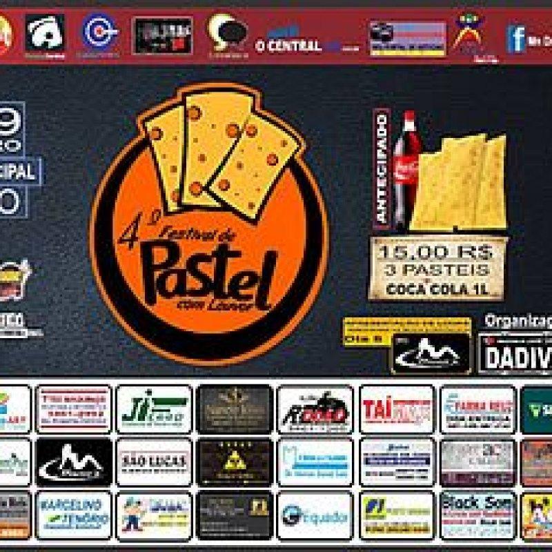 Ouro Preto: 4° Festival do Pastel com Louvor acontece nesta quinta (7), sexta (8) e sábado (9)