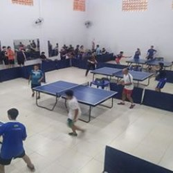 Ouro Preto: Campeonato de Tênis de Mesa reúne cerca de 50 participantes
