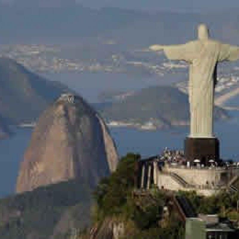 Gastos de turistas estrangeiros no Brasil atingem recorde em janeiro
