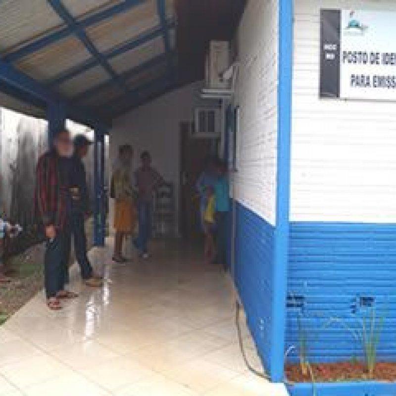 Cidadãos reclamam da falta de estrutura no Posto de Identificação de Ouro Preto