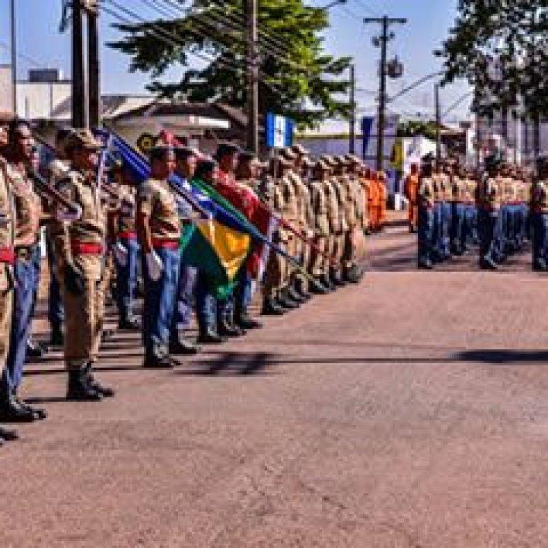 Rondônia: solenidade marca formatura de 85 novos soldados bombeiro militar