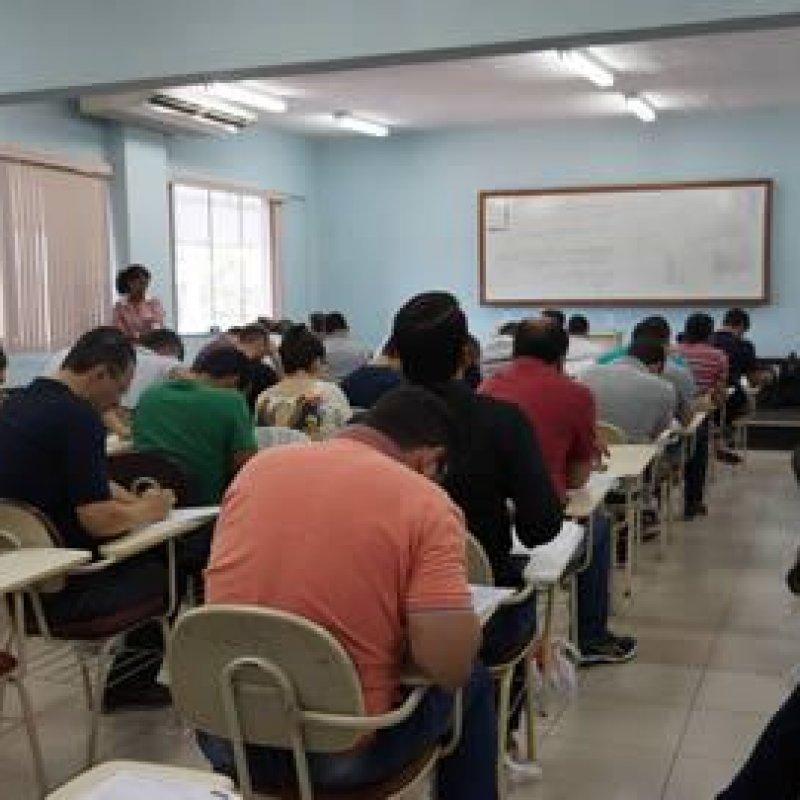 Mais de 1.100 candidatos participam do concurso para Promotor de Justiça