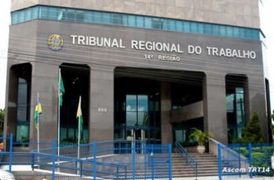 TRT abre seleção de estagiários de Direito e Jornalismo para Rondônia e Acre