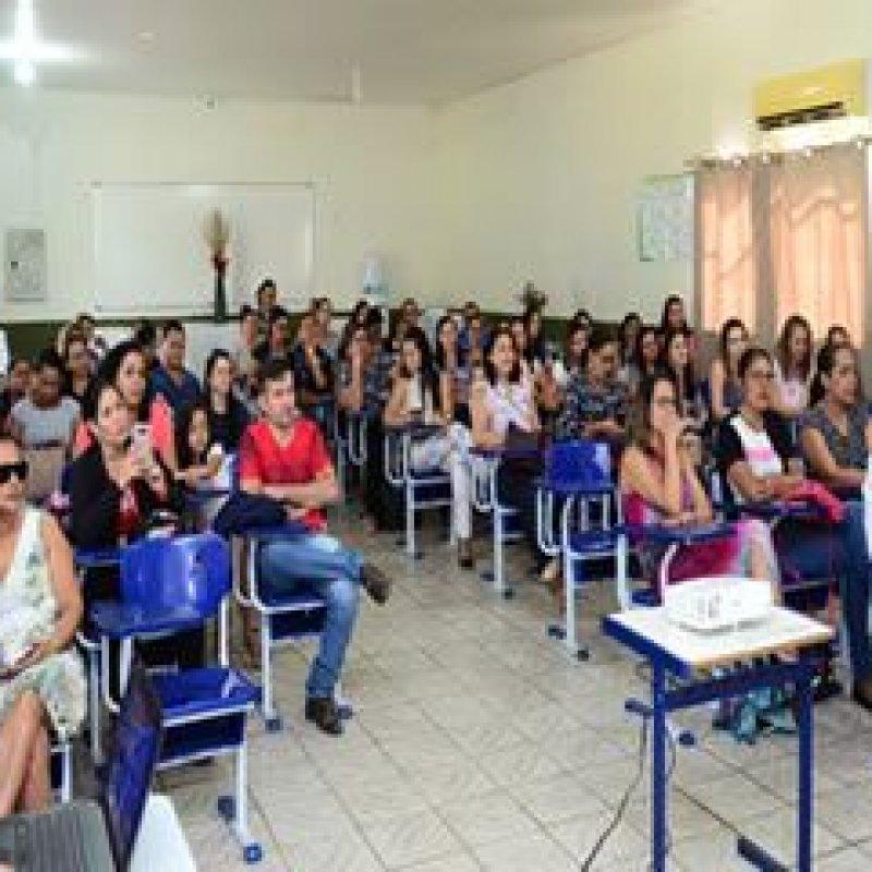 SEMECE de Ouro Preto do Oeste promove Seminário do PNAIC 2017/2018