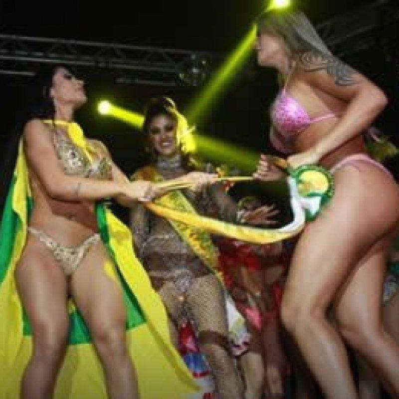 Rondoniense vence Miss Bumbum e evento termina em barraco