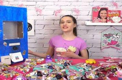 MP quer derrubar vídeos de youtubers mirins sobre brinquedos