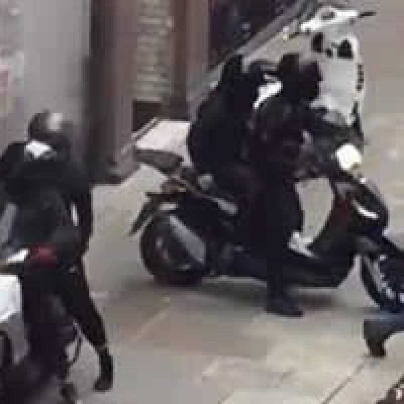 Polícia não pode perseguir bandido e crime cresce em Londres
