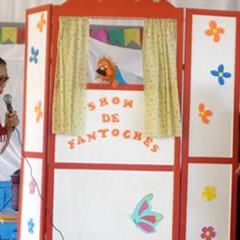 Ouro Preto: projeto com teatro de fantoches encanta alunos da rede municipal de ensino