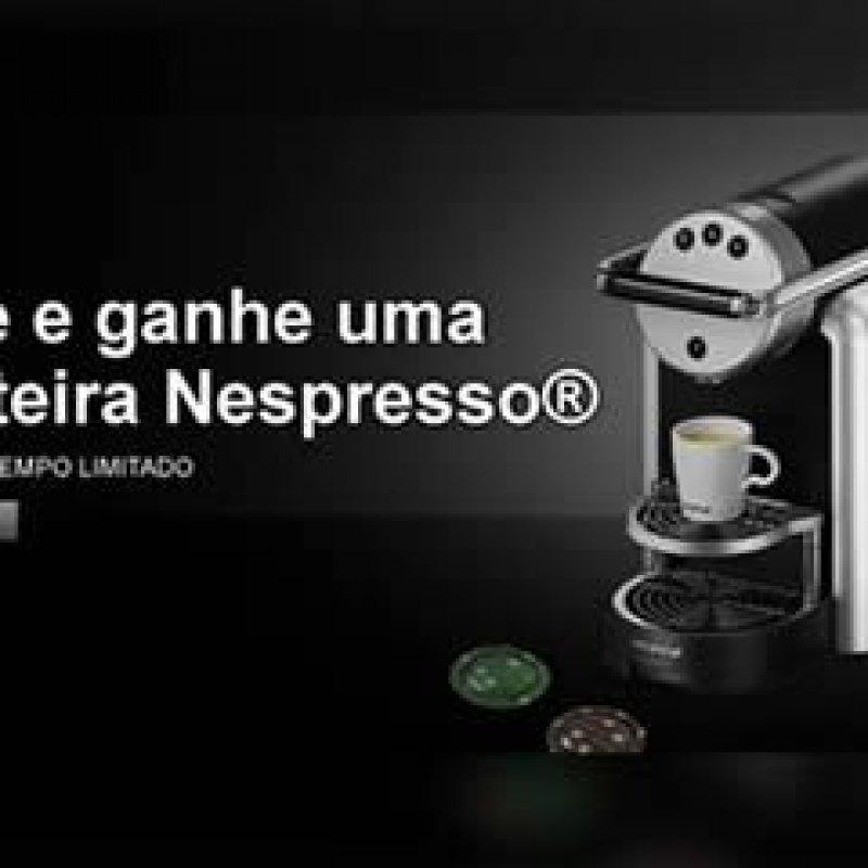 Golpe: promoção que promete Nespresso grátis é falsa