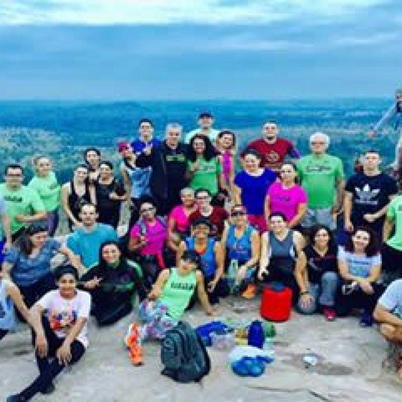 Grupo realiza expedição no Morro do Urubu em Ji-Paraná