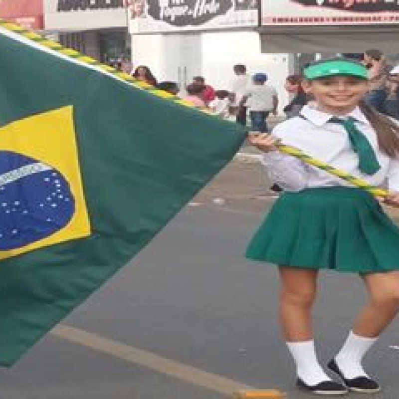 Ouro Preto: Secretaria de Educação resgata tradição do desfile cívico de 7 de Setembro
