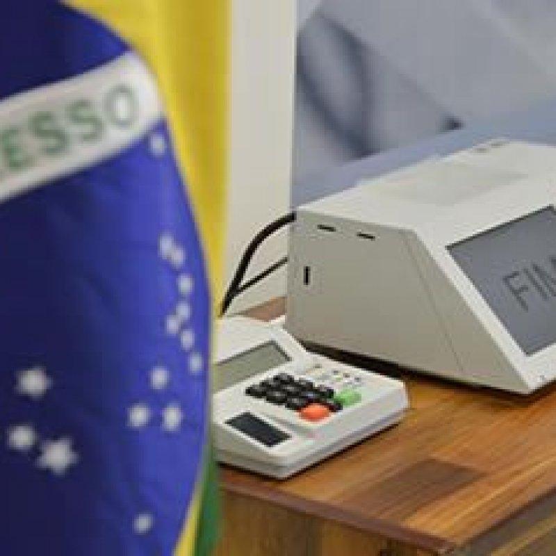 Ouro Preto: eleitor denuncia que tentou votar e não apareceu o número e a foto do candidato