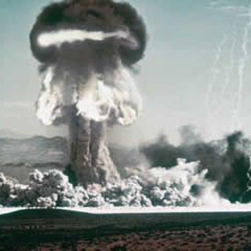Cientistas detectam radioatividade de testes nucleares de 1940