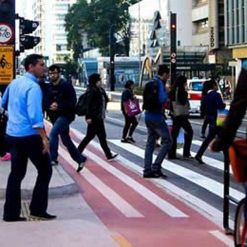 Confira mudanças para pedestres e ciclistas em 2018