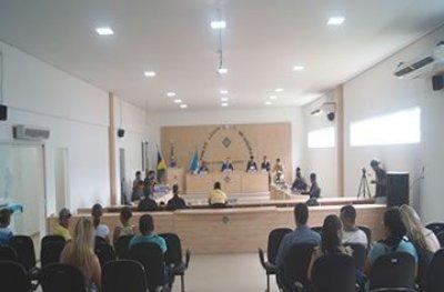 Sessão Ordinária marca abertura dos trabalhos legislativos em Ouro Preto do Oeste