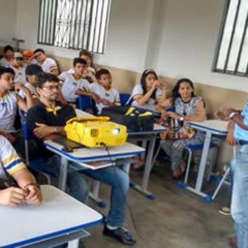 Ouro Preto: escola estadual realiza atividade sobre saúde e combate ao bullying