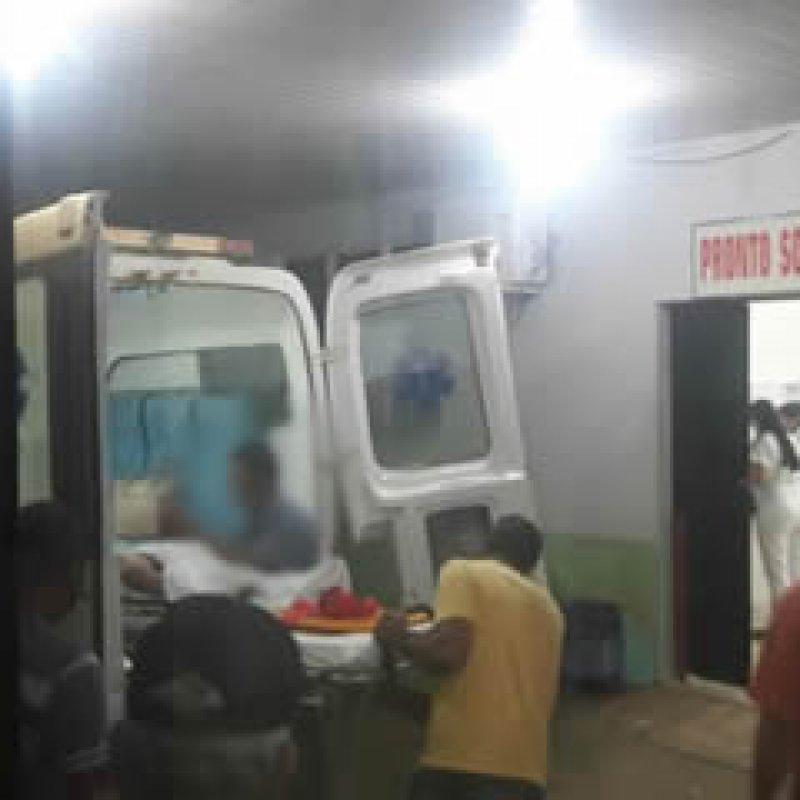 Ouro Preto: criança de 8 anos sofre fratura na bacia e fêmur após ser atropelada por picape