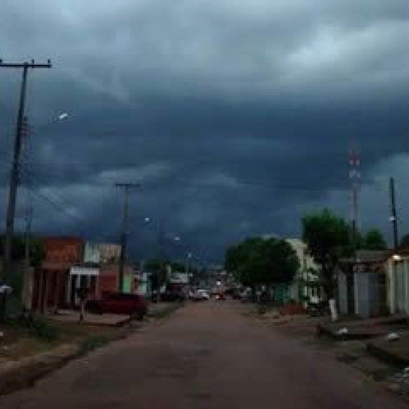 SIPAM anuncia chegada de frente fria em Rondônia