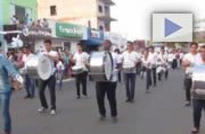 Desfile de 7 Setembro reuniu mais de 20 escolas do município do Ouro Preto