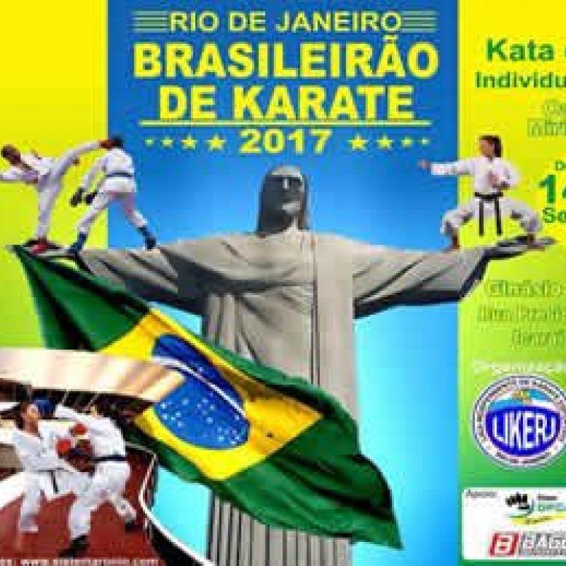 Karatecas de Ouro Preto viajam para Brasileiro no Rio de Janeiro