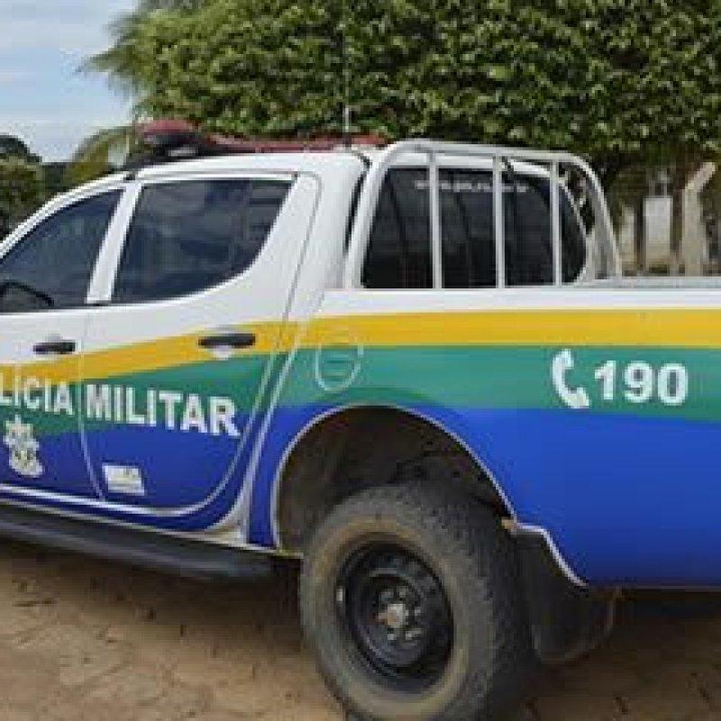 Casal é rendido por três suspeitos na zona rural de Vale do Paraíso