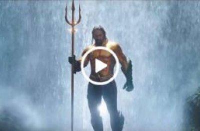 Novo trailer de Aquaman mostra uma apoteótica guerra submarina